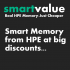 AT110A-IC HP Integrity rx2800 i4 & i6  BL8x0c i4 & i6 32GB Memory