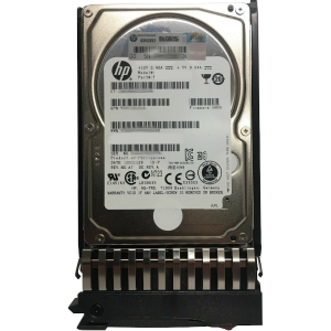 "B9F30A HP 300GB 15KRPM SAS 12G Dual Port Hard Drive 2.5"" SFF Hot Plug Drive"