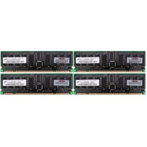 MS620-DB 4GB Memory Kit for HP Alphaserver ES45