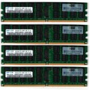 AB564A  4GB Memory for HP Integrity rx3600 & rx6600