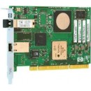 AD193A HP PCI-X 1 port 4 GB Fibre Channel/1 port 1000Base T Adapter