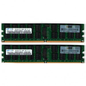 AD345A HP 8GB Memory Kit for BL860C Blade Server