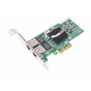 AD337A HP PCI-e 1000Base-T  Dual Port Network Interface Card  AD337-60001
