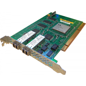 AH094A HP 2 Port Fiberchannel Card PCI-X for HP Integrity HP-UX only