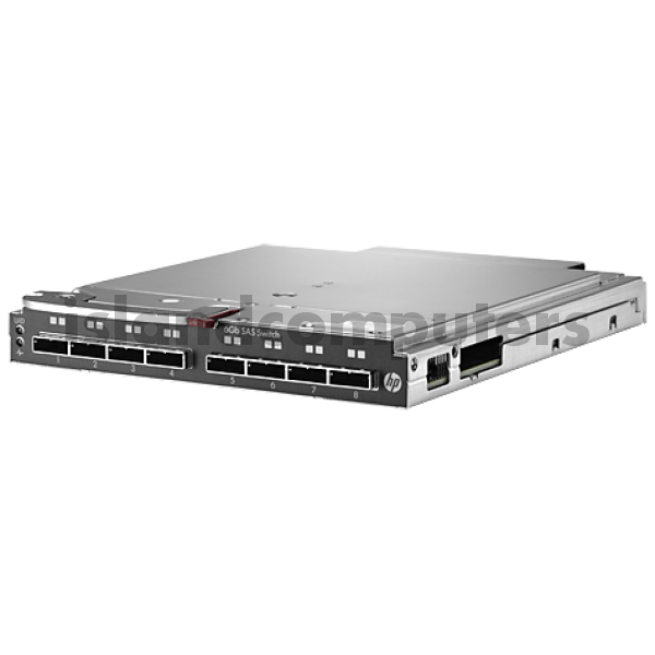 BK763A HPE 6Gb SAS Switch Single Pack for HPE BladeSystem c
