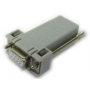 H8571-J MMJ to DB9 Female Connector for Alpha Integrity & Vax Console