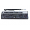 Island /HPE Keyboard PS2 Black