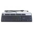 HP/Island Keyboard USB Black