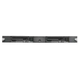 IC-DS-LTO4-2-R-W Island Datastore 1U Rack Mount with 2 x  LTO-4 800/1600GB Tape Drive SCSI LVD NEW