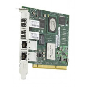 AD194A HP PCI-X 2 port 4 GB Fibre Channel & 2 port 1000Base-T Adapter
