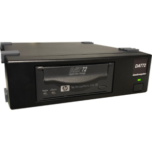 Q1523B HP 72GB DAT DDS External Tape Drive SCSI