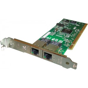 A7012A PCI-X  HP 2 Port 1000Base-T Gigabit Adapter