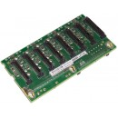 AB419-60010 HP Integrity rx2660 SAS Hard Drive Backplane Circuit Board 8 SAS Ports
