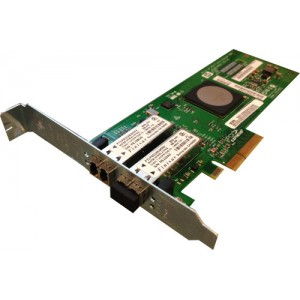 AD355A HP 2 port 4Gbit Fibre Channel Adapter for HP Integrity Servers PCI-e