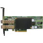 HP AJ763A AH403A 489193-001 82E 8Gb Dual Port FC PCIe Adapter