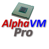 AlphaVM-Pro  1 CPU Base JIT-3 Emulator 2GB Memory EZ-CONFIG