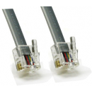 BC16E-0x MMJ to MMJ DECconnect  DEC423 cable for Alpha, Vax & Integrity