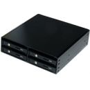 Island Datastore 4 Slot Mini-SAS-SATA Removable Drive Enclosure for AlphaVM Workstation