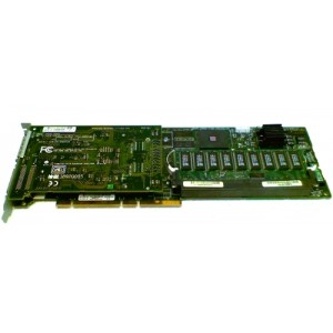 3X-KZPDC-DF HP Smartarray 5300a 4 channel 256mb Raid Controller PCI-X for Alpha