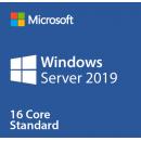 MIcrosoft Windows 2019 Standard Server 16 Core DVD and License Key NEW Sealed