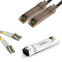 SFP+ Tranceivers & Cables for AM225A AM232A AM233A
